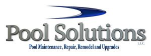 Pool Solutions LLC - Logo - Pool services in the Los Angeles South Bay